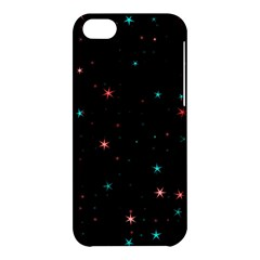 Awesome Allover Stars 02f Apple iPhone 5C Hardshell Case