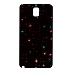 Awesome Allover Stars 02f Samsung Galaxy Note 3 N9005 Hardshell Back Case