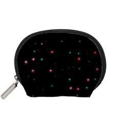 Awesome Allover Stars 02f Accessory Pouches (Small)
