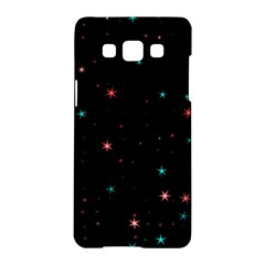 Awesome Allover Stars 02f Samsung Galaxy A5 Hardshell Case