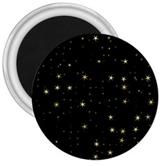 Awesome Allover Stars 02a 3  Magnets