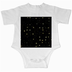 Awesome Allover Stars 02a Infant Creepers