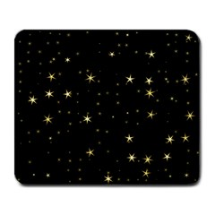 Awesome Allover Stars 02a Large Mousepads