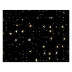 Awesome Allover Stars 02a Rectangular Jigsaw Puzzl