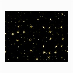 Awesome Allover Stars 02a Small Glasses Cloth