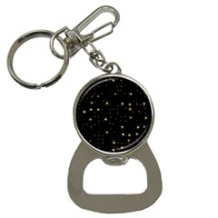 Awesome Allover Stars 02a Button Necklaces