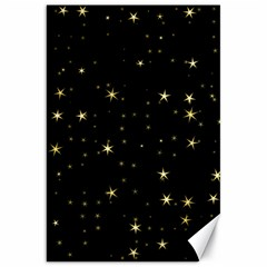 Awesome Allover Stars 02a Canvas 20  x 30