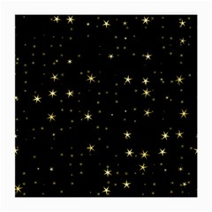 Awesome Allover Stars 02a Medium Glasses Cloth (2-Side)