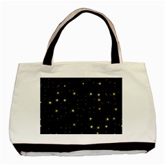 Awesome Allover Stars 02a Basic Tote Bag (Two Sides)