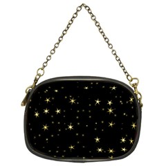 Awesome Allover Stars 02a Chain Purses (Two Sides)