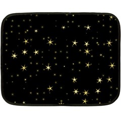 Awesome Allover Stars 02a Double Sided Fleece Blanket (Mini)