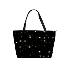 Awesome Allover Stars 02a Shoulder Handbags