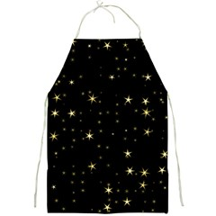 Awesome Allover Stars 02a Full Print Aprons