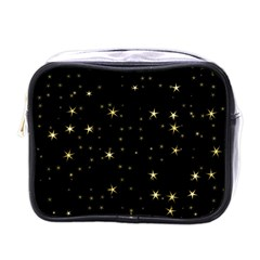Awesome Allover Stars 02a Mini Toiletries Bags