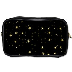 Awesome Allover Stars 02a Toiletries Bags 2-Side