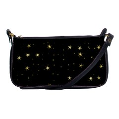 Awesome Allover Stars 02a Shoulder Clutch Bags