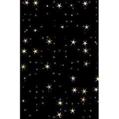 Awesome Allover Stars 02a 5.5  x 8.5  Notebooks