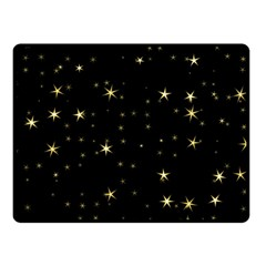 Awesome Allover Stars 02a Fleece Blanket (Small)