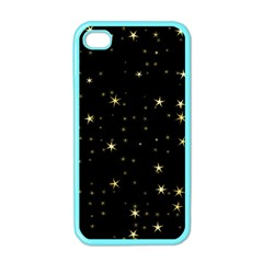 Awesome Allover Stars 02a Apple iPhone 4 Case (Color)
