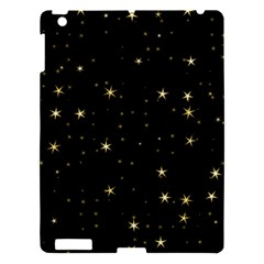 Awesome Allover Stars 02a Apple iPad 3/4 Hardshell Case