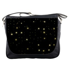 Awesome Allover Stars 02a Messenger Bags