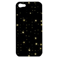 Awesome Allover Stars 02a Apple iPhone 5 Hardshell Case