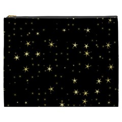 Awesome Allover Stars 02a Cosmetic Bag (XXXL)