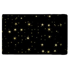 Awesome Allover Stars 02a Apple iPad 3/4 Flip Case