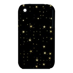 Awesome Allover Stars 02a iPhone 3S/3GS