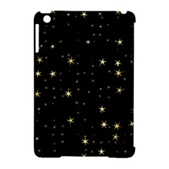 Awesome Allover Stars 02a Apple iPad Mini Hardshell Case (Compatible with Smart Cover)