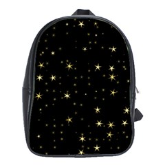 Awesome Allover Stars 02a School Bags (xl)
