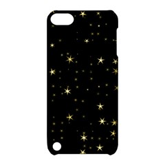 Awesome Allover Stars 02a Apple iPod Touch 5 Hardshell Case with Stand