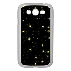 Awesome Allover Stars 02a Samsung Galaxy Grand DUOS I9082 Case (White)