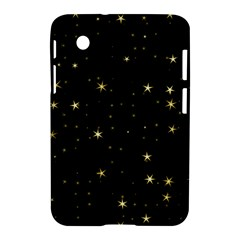 Awesome Allover Stars 02a Samsung Galaxy Tab 2 (7 ) P3100 Hardshell Case