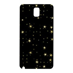 Awesome Allover Stars 02a Samsung Galaxy Note 3 N9005 Hardshell Back Case