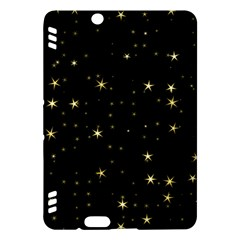 Awesome Allover Stars 02a Kindle Fire HDX Hardshell Case