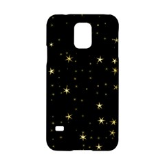 Awesome Allover Stars 02a Samsung Galaxy S5 Hardshell Case