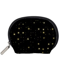 Awesome Allover Stars 02a Accessory Pouches (Small)