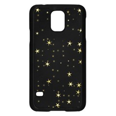 Awesome Allover Stars 02a Samsung Galaxy S5 Case (Black)