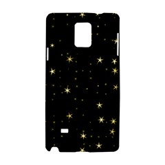 Awesome Allover Stars 02a Samsung Galaxy Note 4 Hardshell Case
