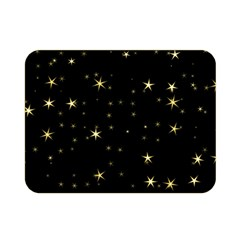 Awesome Allover Stars 02a Double Sided Flano Blanket (Mini)