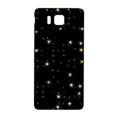 Awesome Allover Stars 02a Samsung Galaxy Alpha Hardshell Back Case