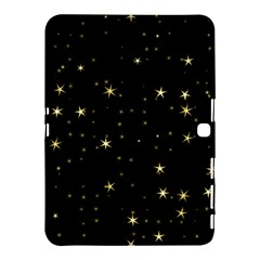 Awesome Allover Stars 02a Samsung Galaxy Tab 4 (10.1 ) Hardshell Case