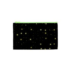Awesome Allover Stars 02a Cosmetic Bag (XS)