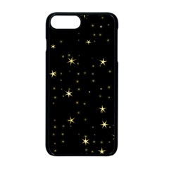 Awesome Allover Stars 02a Apple iPhone 7 Plus Seamless Case (Black)
