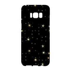 Awesome Allover Stars 02a Samsung Galaxy S8 Hardshell Case