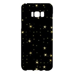 Awesome Allover Stars 02a Samsung Galaxy S8 Plus Hardshell Case