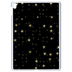 Awesome Allover Stars 02a Apple iPad Pro 9.7   White Seamless Case