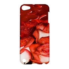 Nice Rose With Water Apple iPod Touch 5 Hardshell Case