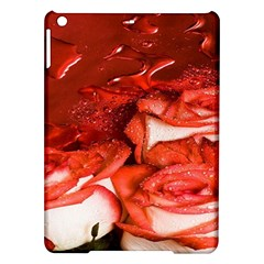 Nice Rose With Water Ipad Air Hardshell Cases